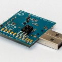 USB IR unit PCB