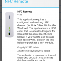 Irdroid NFC Remote