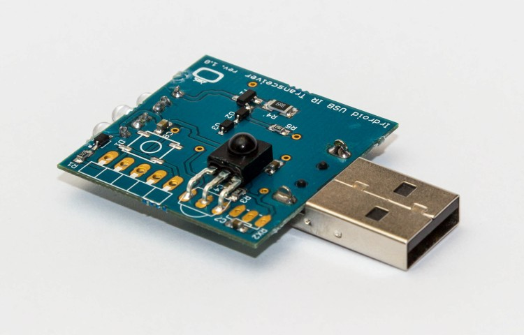 Irdroid USB Infrared Transceiver