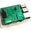 Irdroid-Rpi Infrared Transceiver_attached