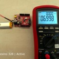 Olimexino 328 power consumption active