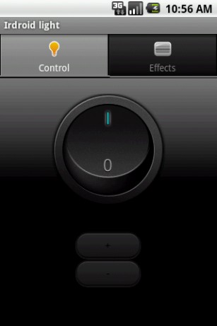 Irdroid Relay Control